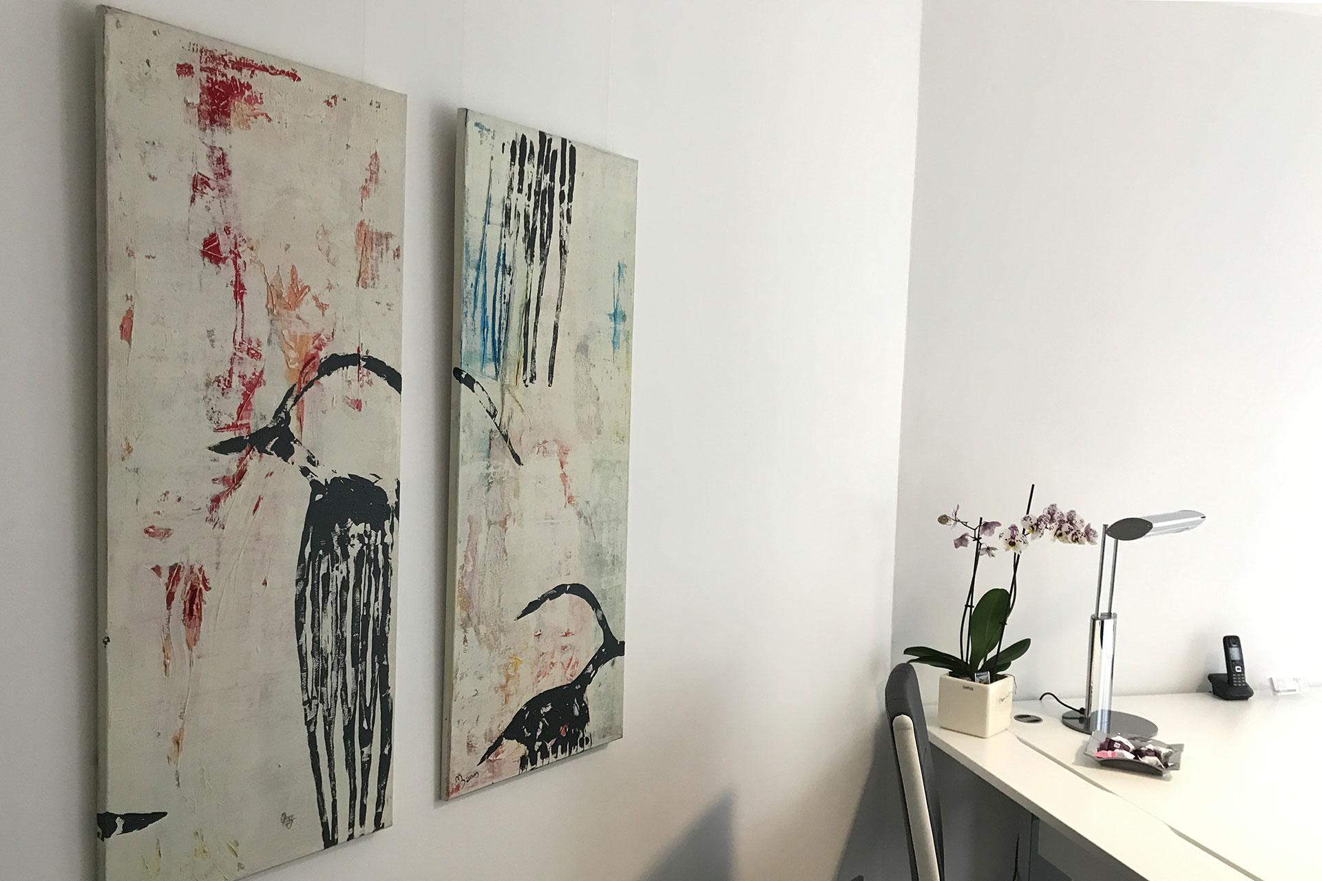 Kunst - Michaela Düllberg